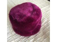 M&S Russian style hat