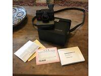 Polaroid Pronto! Land Camera w/ Original Case & Paperwork RARE