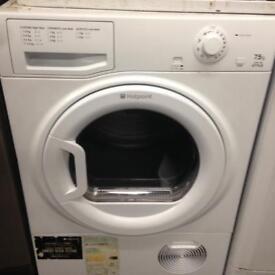 Hotpoint condenser tumble dryer £50