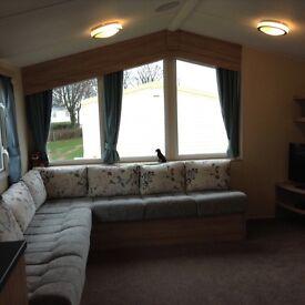 Seton sands 2&3 bed caravans Dog friendly Great locations