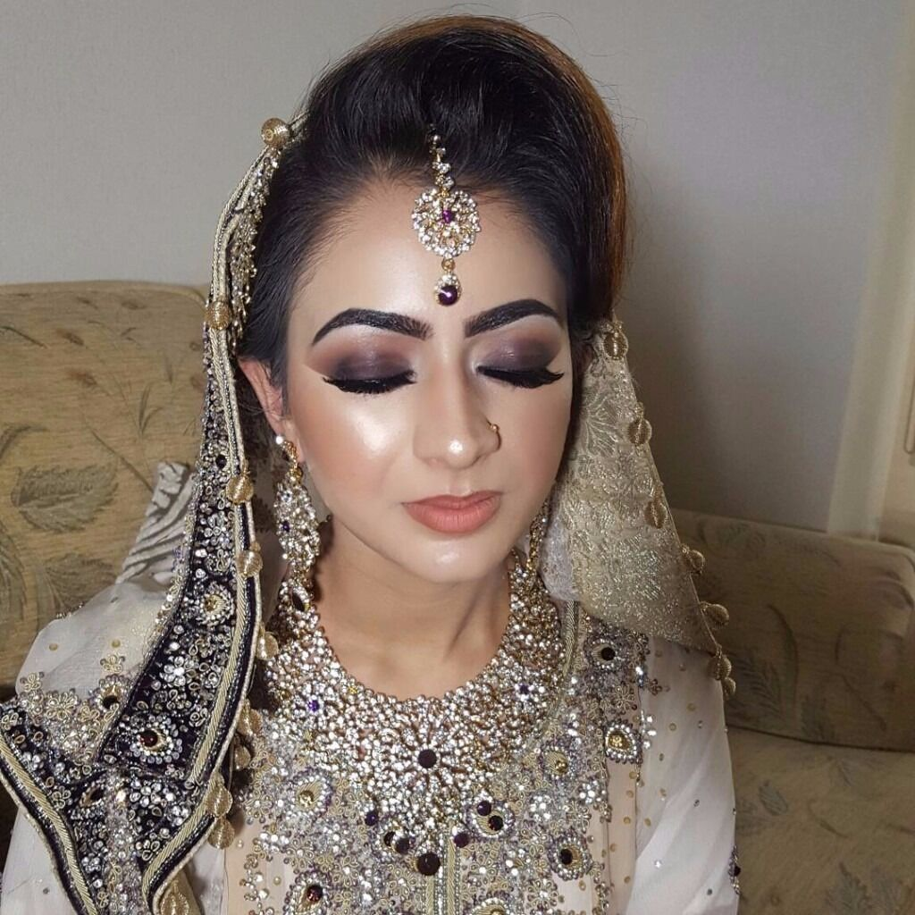 professional asian/indian hair and makeup artist in birmingham | in