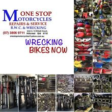 Motorcycle WRECKING - many makes & models Browns Plains Logan Area Preview