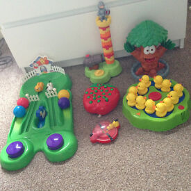 Games for kids 3yrs+