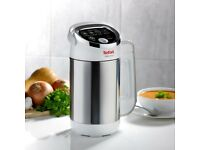 Tefal BL841140 Soup Maker 1000W With Recipe Book BRAND NEW £40