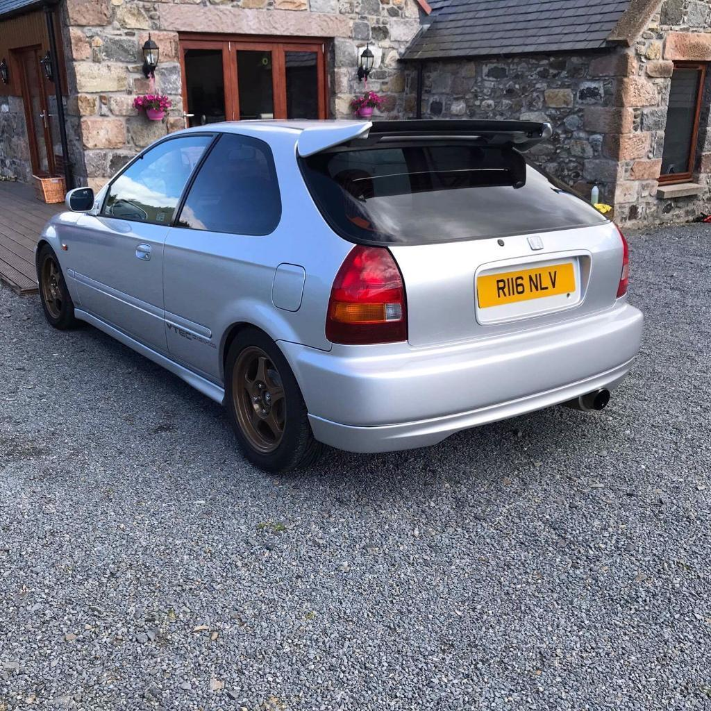 honda civic ej9 in insch aberdeenshire gumtree. Black Bedroom Furniture Sets. Home Design Ideas
