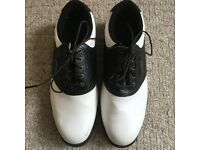 Mens White Slazenger Golf Shoes Accessories - Size 9