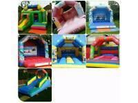 Bouncy castle hire! Frozen/party/minions/princess/cars/planes/car/slide