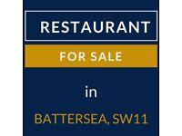 Restaurant for Sale in Battersea, London