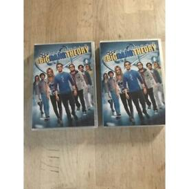 DVD Big Bang Theory