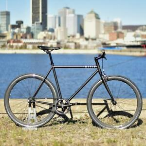 Fixed gear/single speed's for sale 389$, free shipping in Canada!!