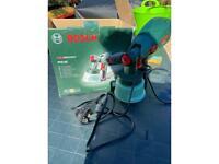 Bosch spray paint gun