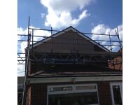 Roofing and Scaffolding!!