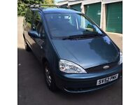 FORD GALAXY GHIA 16V, 2002, 2.3 PETROL, 7 SEATER, 5 SPEED
