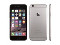 Apple iPhone 6 64Gb space grey great condition