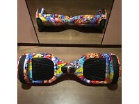 Brand new swegway hoverboard Samsung batteries