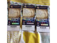 India vs pakistan champion trophy final 3 ticket