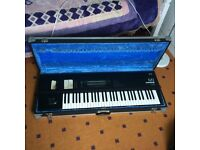 Korg M1 Classic Synthesiser / Keyboard With Flight Case - £350 ONO