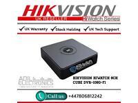 Hikvison HiWatch 8 Channel Turbo-HD TVI Cube DVR-108G-F1