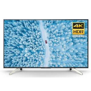 """SONY BRAVIA 49"""" LED 4K HDR ANDROID SMART UHDTV *NEW IN BOX WITH WARRANTY*"""