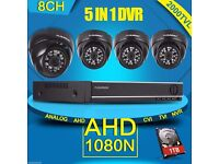 BARGAIN ~~~~COMPLETE 4 CAMERA SYSTEM WITH FITTING~~~~~~