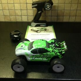 Ripmax Dingo Remote control off road truggy 1:18 scale.