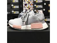 Adidas NMD R1 Offspring Exclusive 'Grey & Pink'