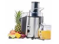 Andrew James Professional Whole Fruit Power Juicer, 850 Watts