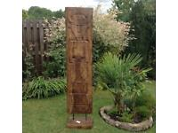 Garden tribal feature