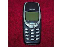 Unlocked Classic Vintage Nokia 3310 Cheap Phone