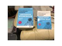 Revision workbook and practice papers