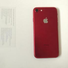 IPHONE 7 (RED) Limited Edition.