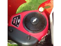Alko ride on mower 14-102 edition hydrostatic rest collection good starter