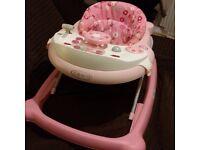 For sale pink walker