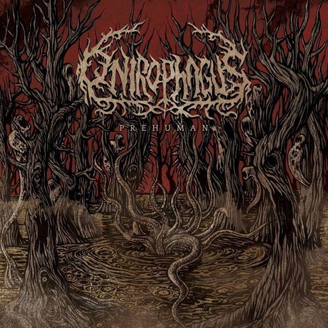 ONIROPHAGUS - Prehuman CD (Xtreem Music/MDD, 2013) *