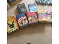 Full set of Harry Potter Books