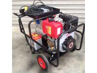 200 Amp mobile Diesel Welder Generator Key Start