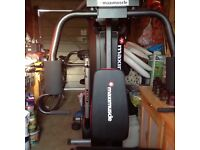Maximuscle Home Gym - multi gym