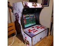Arcade machine 5000 games on.