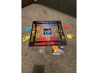 Space checkers game