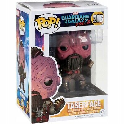 Funko POP! Marvel: Guardianes de la Galaxia: Taserface