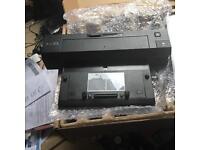 Dell PR02X E-Port Plus II USB 3.0 Docking Station Port Replicator Inc 130W PSU