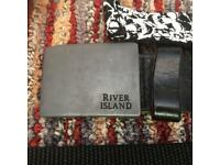 Next / River Island Boys belt Bundle