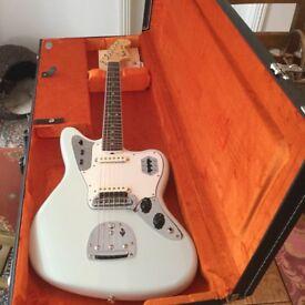 Fender Jaguar 65 reissue Sonic Blue