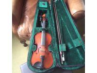 Violin 4 string 3/4