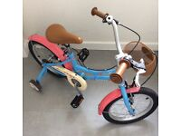 Dawes little duchess girls bike *nearly new*