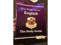 CGP KS3 english