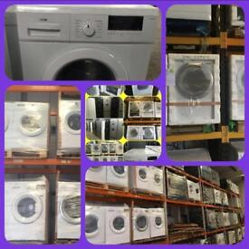 Reconditioned Hotpoint, Bosch, Beko Washing Machines for sale from £99