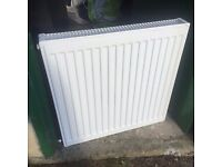 White Radiator 60cm x 60cm in brand new condition (collection only)