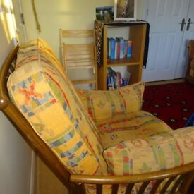 Two seater, ERCOL