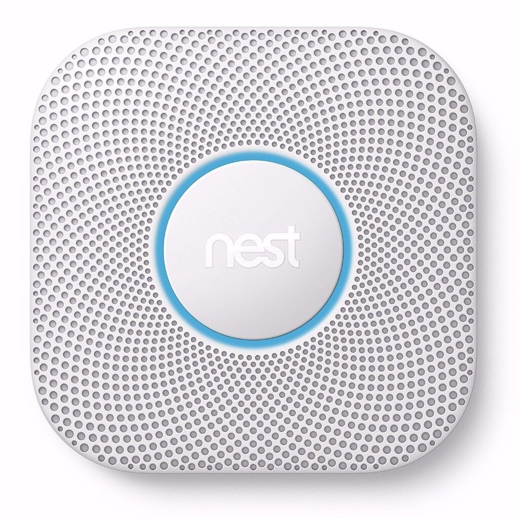 NEST Protect smoke alarm 2nd gen - 15 months warranty remaining